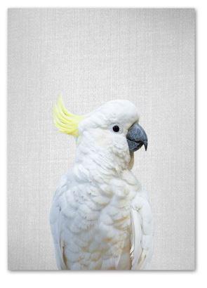 Cute Cockatoo Print 21x30cm A4