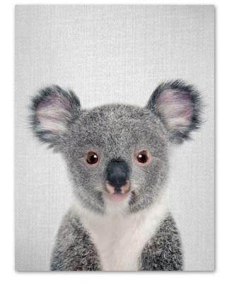 Cute Koala Print 21x30cm A4