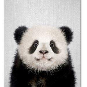 Cute Panda Print 21x30cm A4