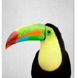 Cute Pelican Print 21x30cm A4