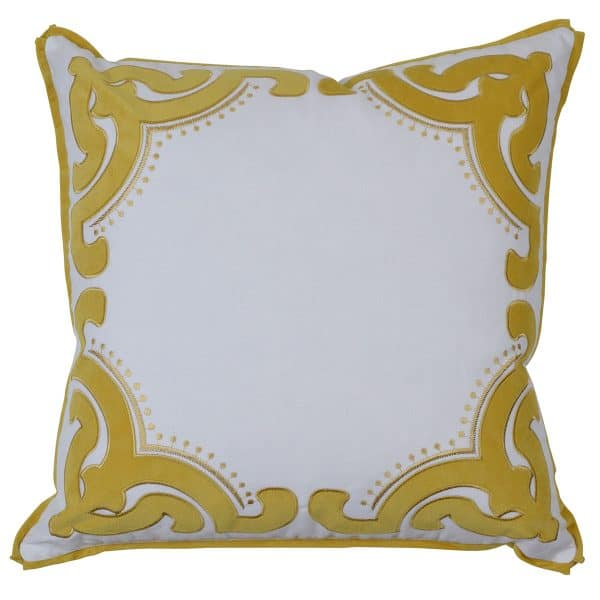 Bronte Sunshine Cushion Cover 55x55cm