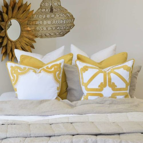Manly Sunshine Cushion Cover 55x55cm Collection