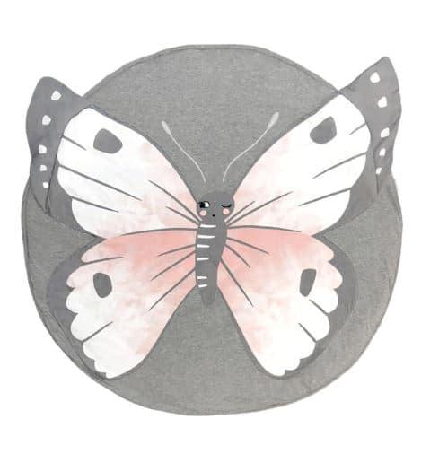 Baby Kids Mat Butterfly 90cm