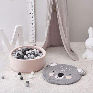 Baby Kids Mat Koala Detail