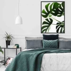 Monstera Framed Artwork Image 1