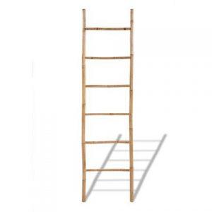 Bamboo ladder Image 2