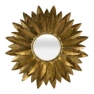 Dahlia Mirror Gold