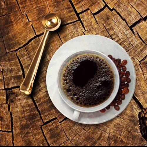 Coffee Scoop Gold