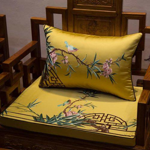 Biyu-Cushion-Cover yellow