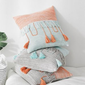 Marie Colourful Cushion Cover
