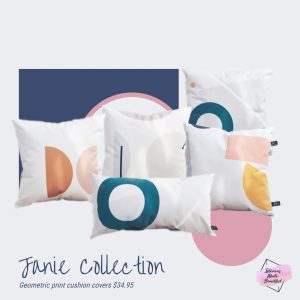 Janie Collection Cushion Covers