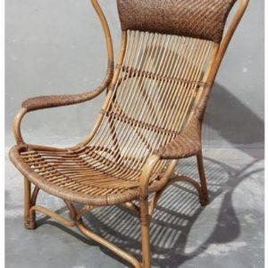 Joshua Rattan Sun Chair - Natural