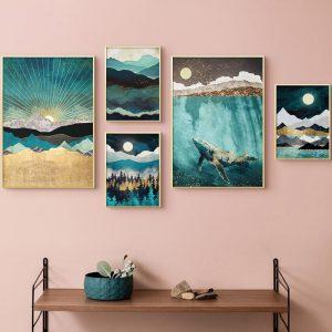 Moody Ocean Series