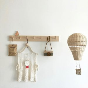 Handmade Rattan Hot Air Balloon 5
