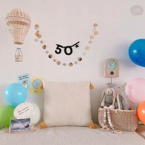 Handmade Rattan Hot Air Balloon 3