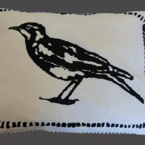 Peewee cushion front