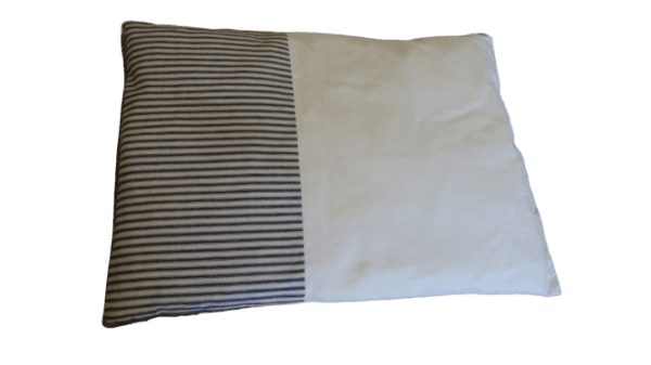 Striped Cushion Front
