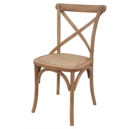 Bentwood Chairs Natural photo of side on front view