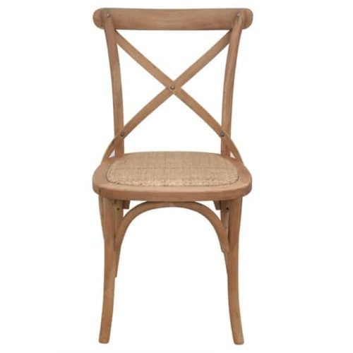 Bentwood Chairs Natural front view