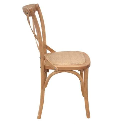Bentwood Chairs Natural side view