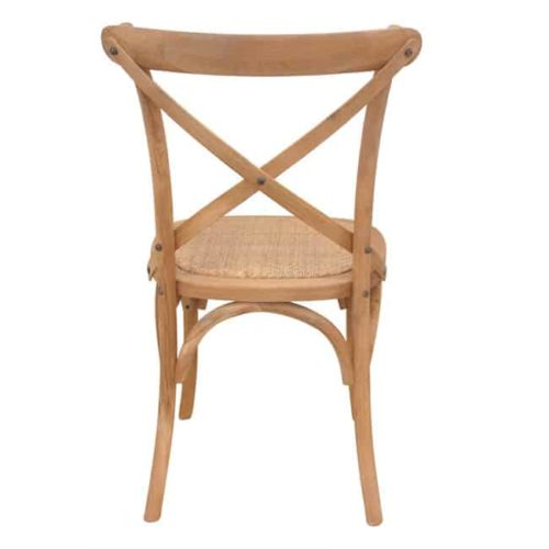 Bentwood Chairs Natural rear view