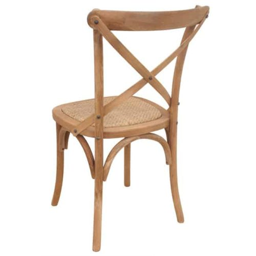 Bentwood Chairs Natural side on rear view