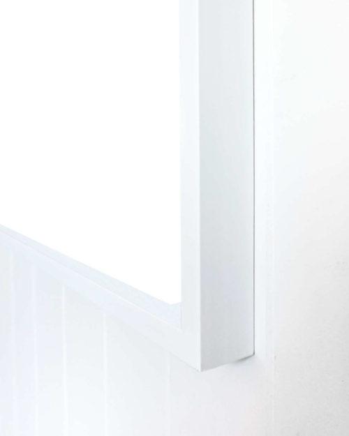 Booie annd ben cockatoo framed artwork white frame close up