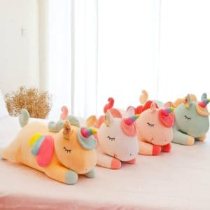 Emma unicorn cushions